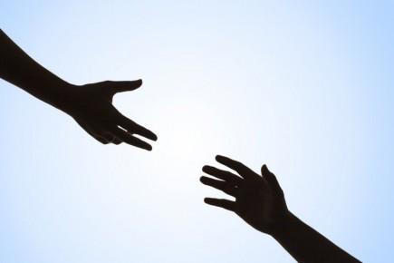 Helping-hand